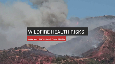 Wildfire Health Risks