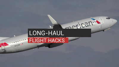 Long-Haul Flight Hacks
