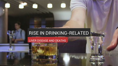 Rise In Drinking-Related Liver Disease And Deaths