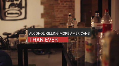 Alcohol Killing More Americans Than Ever