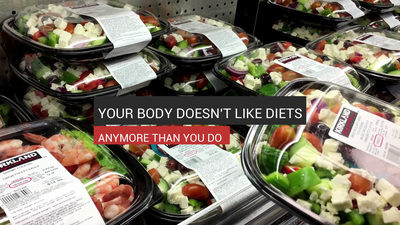 Your Body Doesn't Like Diets Anymore Than You Do