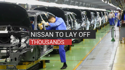 Nissan To Lay Off Thousands