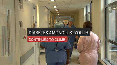 Diabetes Among U.S. Youth Continues To Climb