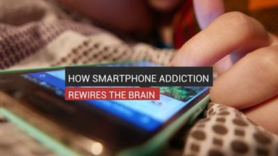 How Smartphone Addiction Rewires The Brain