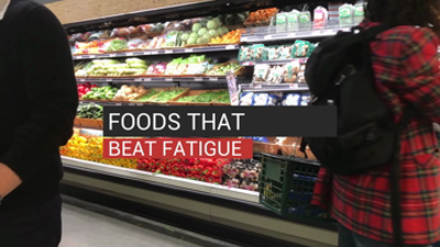 Foods That Beat Fatigue