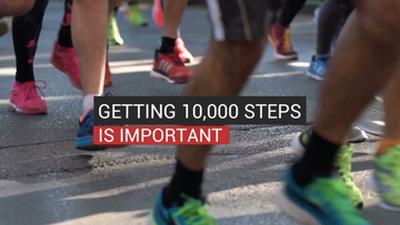 Why getting 10,000 Steps Is Important