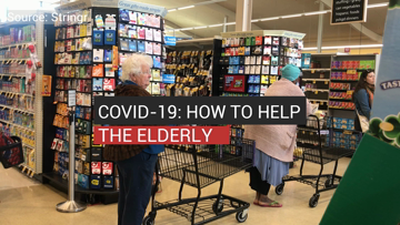 COVID-19: How To Help The Elderly_Digital