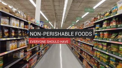 Non-Perishable Foods Everyone Should Have