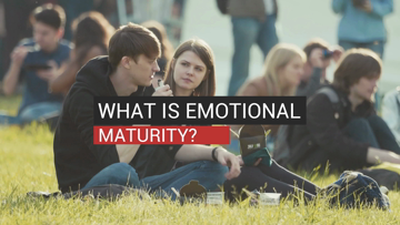 What Is Emotional Maturity?