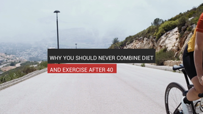 Why You Should Never Combine Diet And Exercise After 40