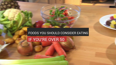 Foods You Should Consider Eating If You're Over 50