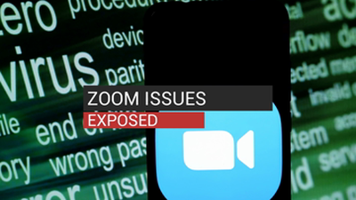 Zoom Issues Exposed