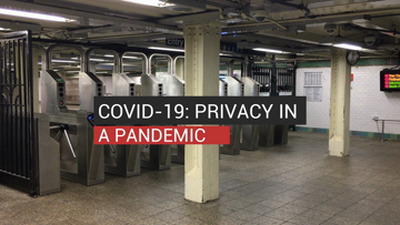 COVID-19: Privacy In A Pandemic_Digital