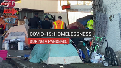 COVID-19: Homelessness During A Pandemic_Digital