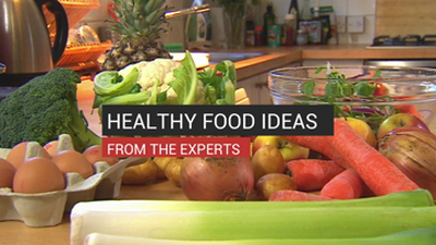 Healthy Food Ideas From the Experts