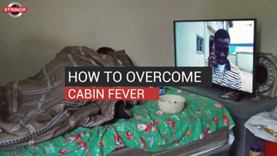 How To Overcome Cabin Fever