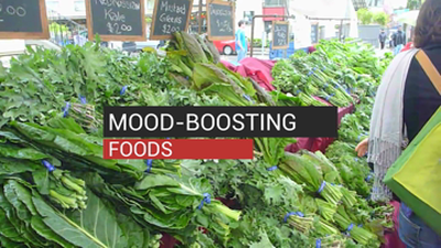 UPDATED - Mood-Boosting Foods