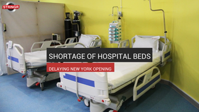 Why are there not enough hospital beds in NYC?