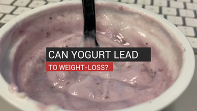Can Yogurt Lead To Weight-Loss?