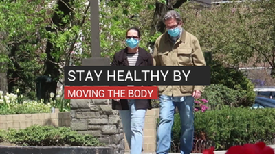 Stay Healthy By Moving the Body