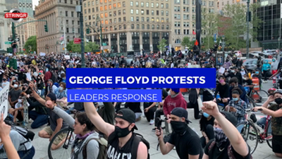 George Floyd Protests, Leaders Response