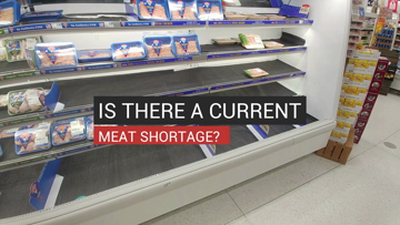 Is There A Current Meat Shortage?