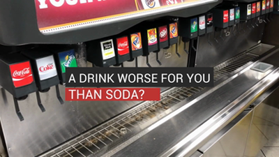 A Drink Worse Than Soda?