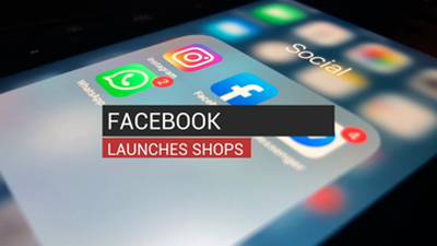 Facebook launches shops