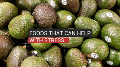 Foods That Can Help With Stress