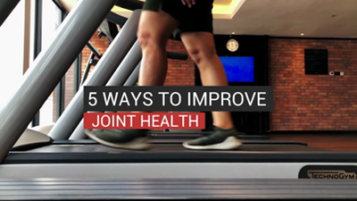 5 Ways to Improve Joint Health