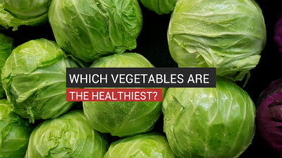 Which vegetables are the healthiest?