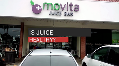Is juice really healthy?