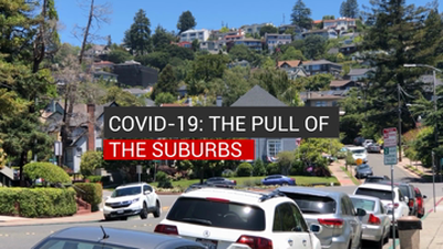 Covid-19: The Pull Of The Suburbs