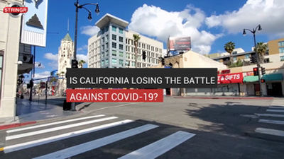 Is California Losing The Battle Against COVID-19?
