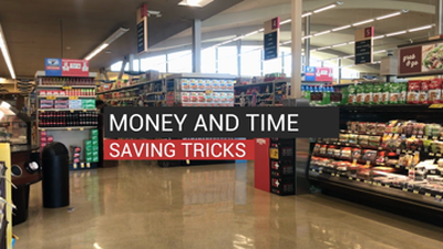 Money And Time Saving Tricks