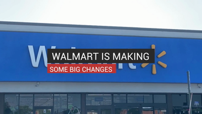 Walmart is Making Some Big Changes