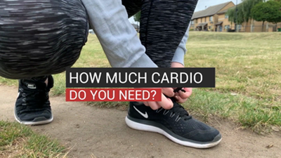 How Much Cardio Do You Need?