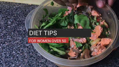 Diet Tips For Women Over 50