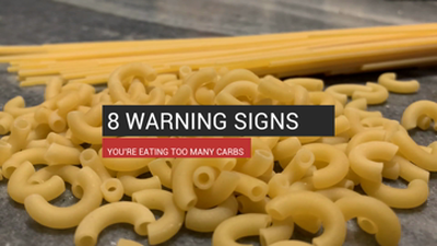 8 Warning Signs You're Eating Too Many Carbs