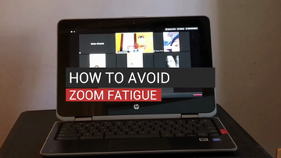 How To Avoid Zoom Fatigue