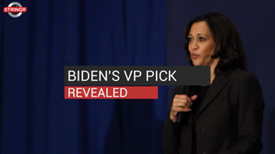 Biden's Vice President Pick Revealed
