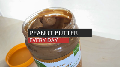 Should you eat peanut butter every day?