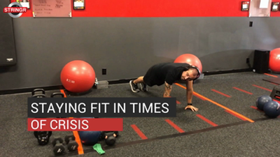 COVID-19: Staying Fit In Times Of Crisis