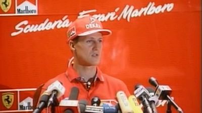 Michael Schumacher: The Red Baron