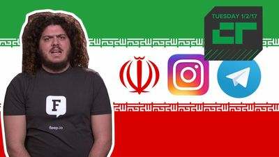 Crunch Report - Telegram and Instagram Are Being Restricted in Iran