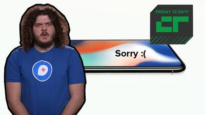 Crunch Report - Apple Apologizes for Slowing Down iPhones