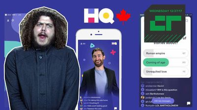 Crunch Report - HQ Trivia Is Coming to Android