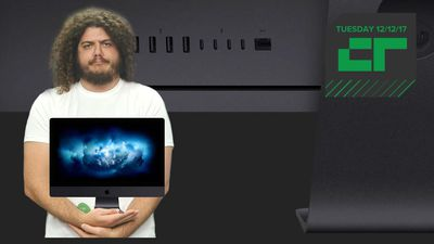 Crunch Report - iMac Pro Arrives In Two Days