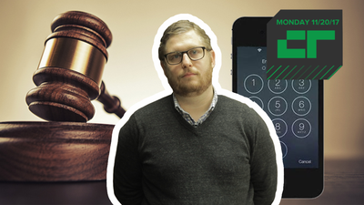 Crunch Report - Apple served with a search warrant