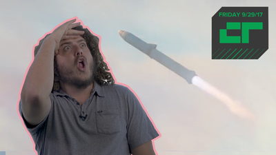 Crunch Report - Using SpaceX Spaceships to Travel on Earth